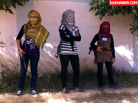 Kürtler Kobani'de yönetime el koydu galerisi resim 15