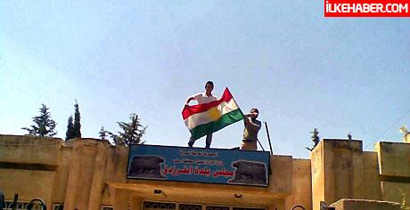 Kürtler Kobani'de yönetime el koydu galerisi resim 17
