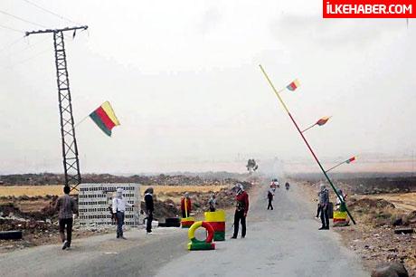 Kürtler Kobani'de yönetime el koydu galerisi resim 20