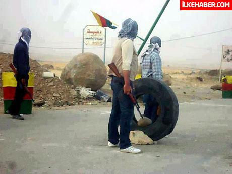 Kürtler Kobani'de yönetime el koydu galerisi resim 22