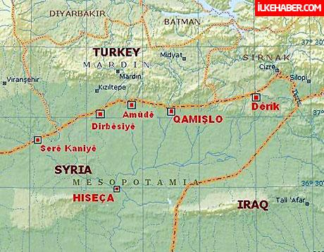 Kürtler Kobani'de yönetime el koydu galerisi resim 27
