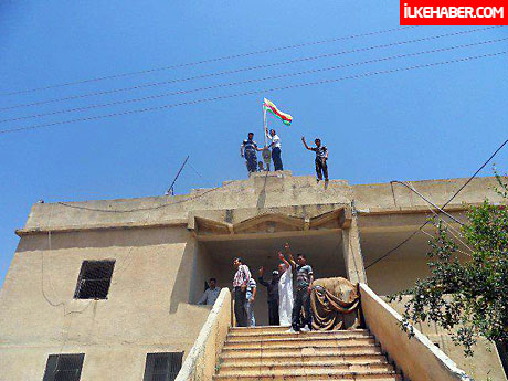 Kürtler Kobani'de yönetime el koydu galerisi resim 28