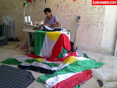 Kürtler Kobani'de yönetime el koydu galerisi resim 35