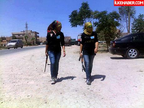 Kürtler Kobani'de yönetime el koydu galerisi resim 4