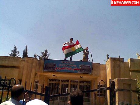Kürtler Kobani'de yönetime el koydu galerisi resim 9