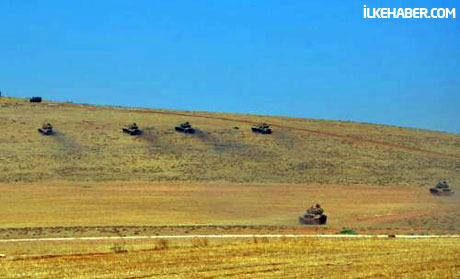 ABD sınırdaki Türk tanklarını abartılı buldu! galerisi resim 1