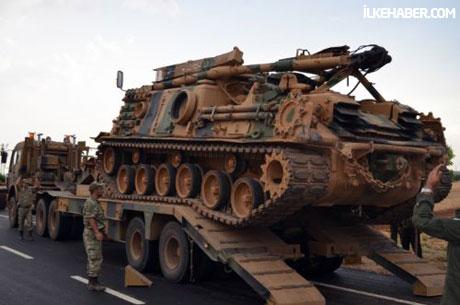 ABD sınırdaki Türk tanklarını abartılı buldu! galerisi resim 12