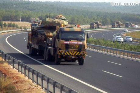 ABD sınırdaki Türk tanklarını abartılı buldu! galerisi resim 14