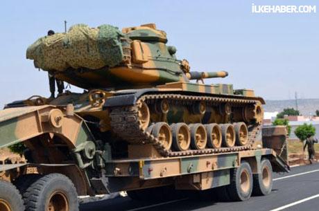 ABD sınırdaki Türk tanklarını abartılı buldu! galerisi resim 18