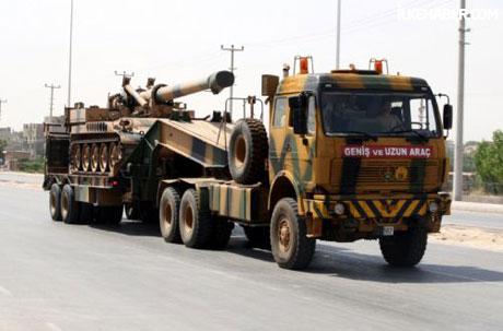 ABD sınırdaki Türk tanklarını abartılı buldu! galerisi resim 19