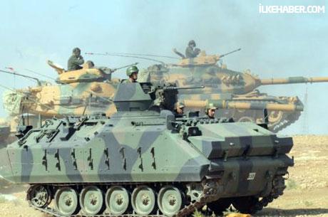 ABD sınırdaki Türk tanklarını abartılı buldu! galerisi resim 21
