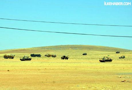 ABD sınırdaki Türk tanklarını abartılı buldu! galerisi resim 4