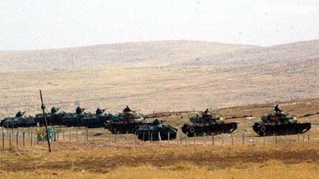 ABD sınırdaki Türk tanklarını abartılı buldu! galerisi resim 6