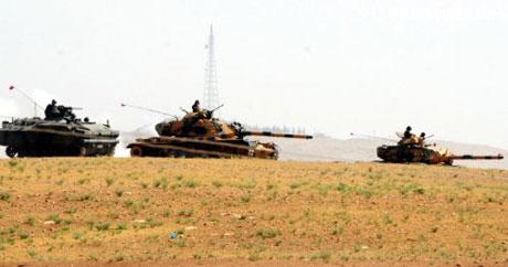 ABD sınırdaki Türk tanklarını abartılı buldu! galerisi resim 8