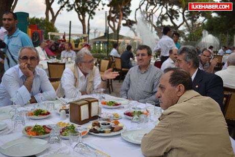Nûbihar'ın iftar yemeğine büyük ilgi galerisi resim 1
