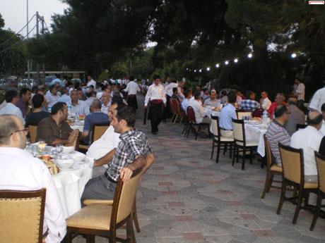 Nûbihar'ın iftar yemeğine büyük ilgi galerisi resim 80