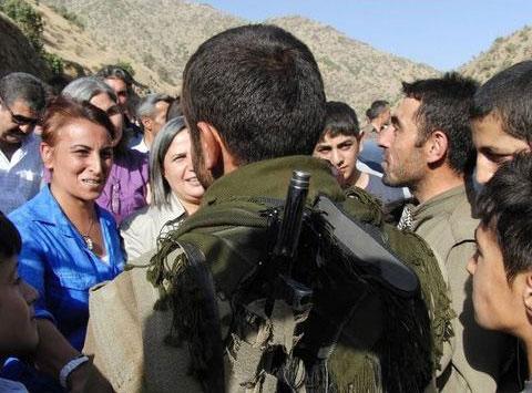 Milletvekillerine PKK sürprizi galerisi resim 20