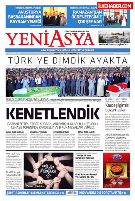 Günün öne çıkan gazete manşetleri galerisi resim 30