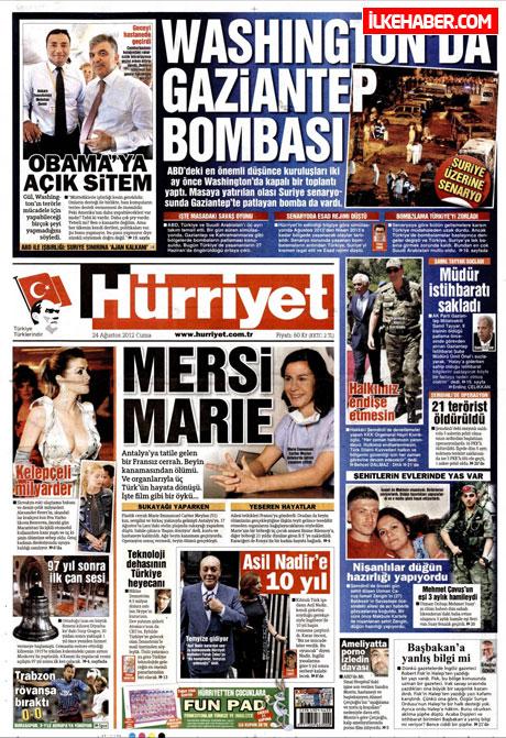 Günün öne çıkan gazete manşetleri galerisi resim 12