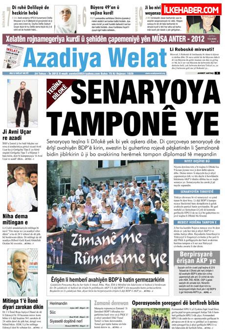 Günün öne çıkan gazete manşetleri galerisi resim 4