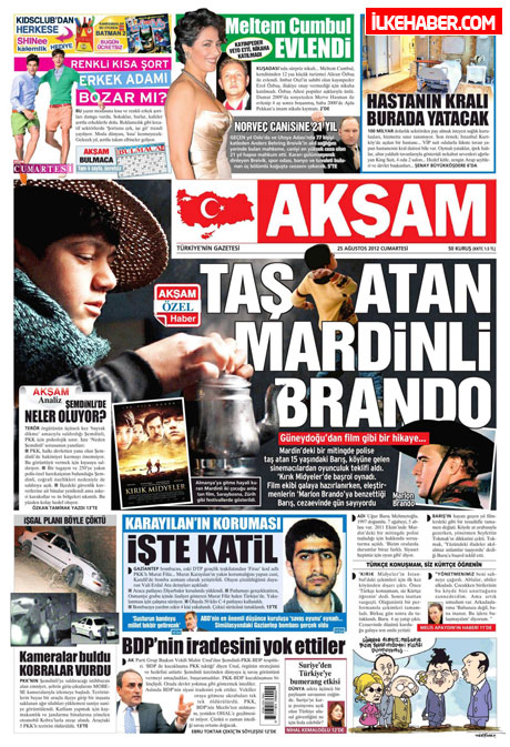 Gazetelerin bugünkü manşetleri galerisi resim 2