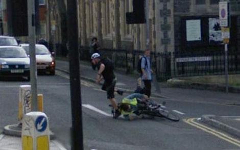 Güvenlik Kameralarına Takılan Kazalar galerisi resim 14