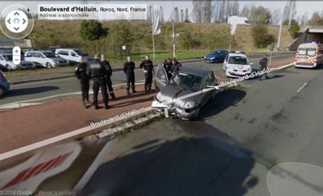 Güvenlik Kameralarına Takılan Kazalar galerisi resim 6