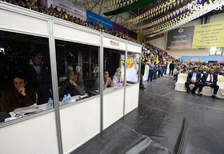 BDP kongresinden renkli görüntüler galerisi resim 11