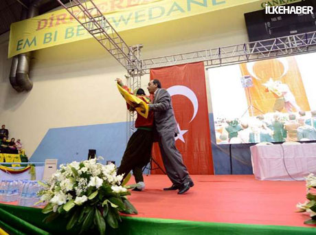 BDP kongresinden renkli görüntüler galerisi resim 14