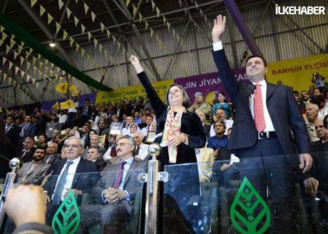 BDP kongresinden renkli görüntüler galerisi resim 15