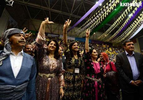 BDP kongresinden renkli görüntüler galerisi resim 17