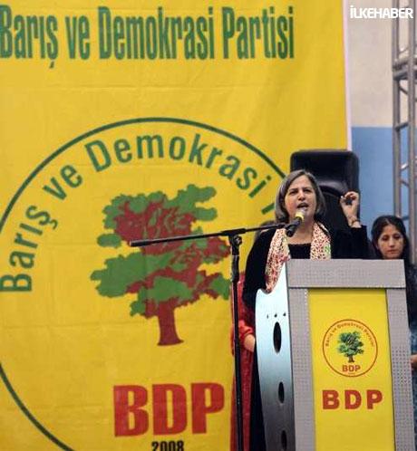 BDP kongresinden renkli görüntüler galerisi resim 20