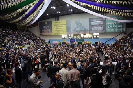 BDP kongresinden renkli görüntüler galerisi resim 29