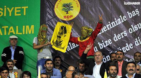 BDP kongresinden renkli görüntüler galerisi resim 3