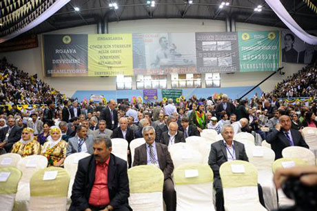 BDP kongresinden renkli görüntüler galerisi resim 32