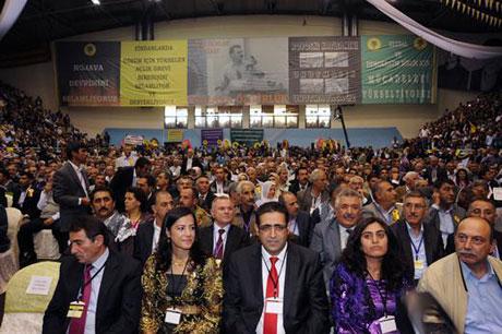BDP kongresinden renkli görüntüler galerisi resim 35