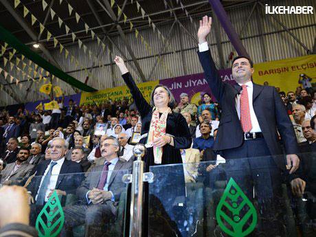 BDP kongresinden renkli görüntüler galerisi resim 36