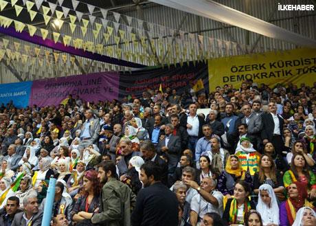 BDP kongresinden renkli görüntüler galerisi resim 37