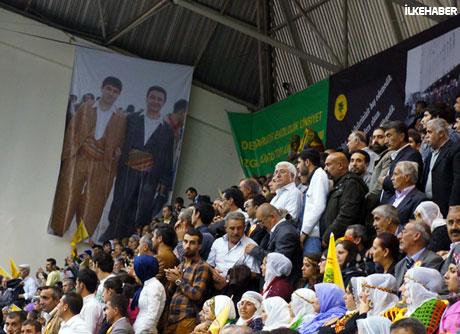 BDP kongresinden renkli görüntüler galerisi resim 39