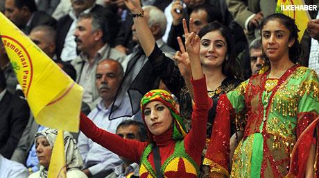 BDP kongresinden renkli görüntüler galerisi resim 7
