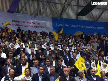 BDP kongresinden renkli görüntüler galerisi resim 9