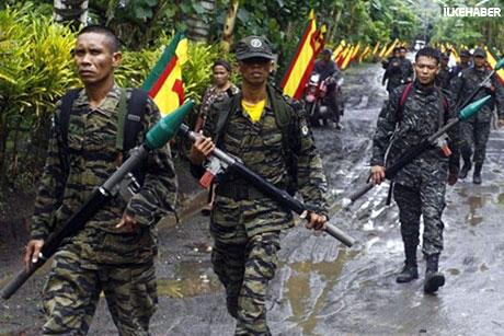 Filipinler'de 40 yıllık savaş sona erdi! galerisi resim 16