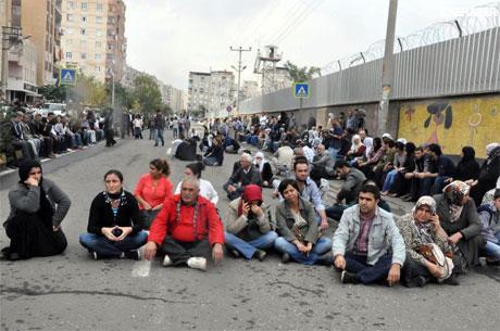 BDP'li Vekillere biber gazlı müdahale galerisi resim 10