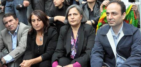 BDP'li Vekillere biber gazlı müdahale galerisi resim 23