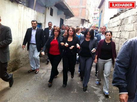 BDP'li Vekillere biber gazlı müdahale galerisi resim 29