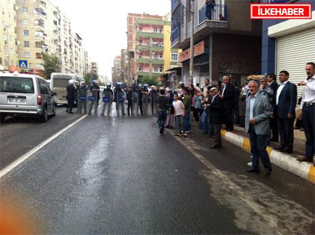 BDP'li Vekillere biber gazlı müdahale galerisi resim 30