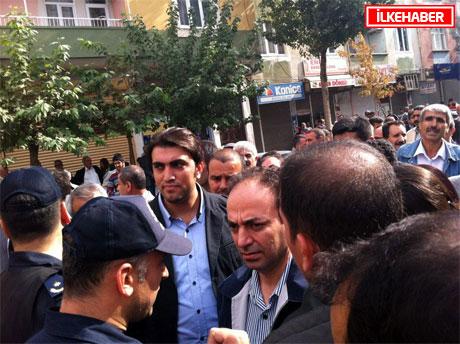 BDP'li Vekillere biber gazlı müdahale galerisi resim 35