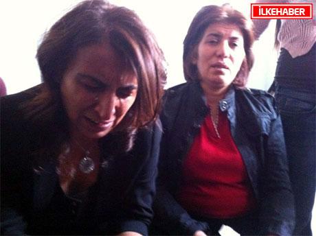 BDP'li Vekillere biber gazlı müdahale galerisi resim 43