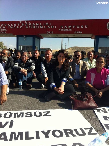 BDP'li Vekillere biber gazlı müdahale galerisi resim 8