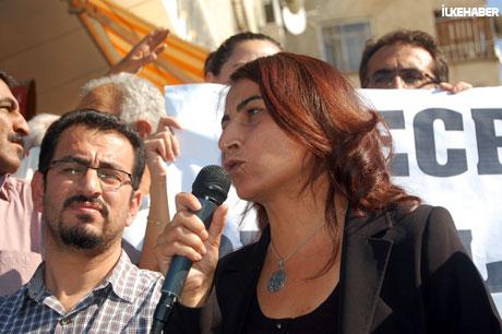 BDP'li Vekillere biber gazlı müdahale galerisi resim 9
